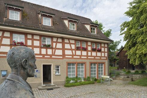 Germany, Gaienhofen, Hermann-Hesse-Hoeri-Museum - SH02079