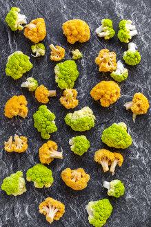 gelber und grüner Blumenkohl - SARF04143