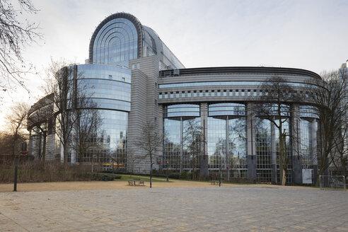Belgium, Brussels, European Quarter, European Parliament - WIF03856