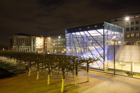 Belgien, Brüssel, Mont des Arts - WIF03874
