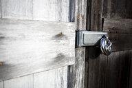 Padlock on Door - MINF10622