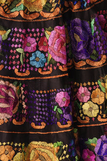 Colorful Flower Fabric - MINF10658