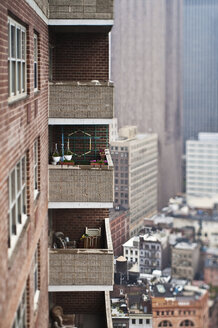 High Rise Apartment Building - MINF10816