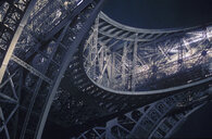 Structural detail of Eiffel Tower - MINF10990
