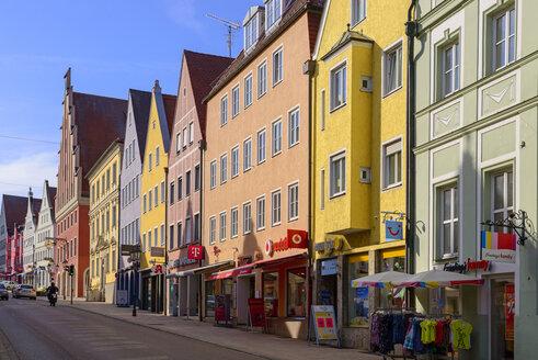 Reichsstraße, Donauwörth, Schwaben, Bayern, Deutschland - LBF02494