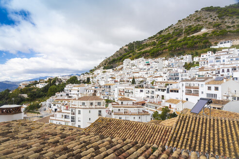 Spain, Mijas historic old white town village in Andalucia - TAMF01179