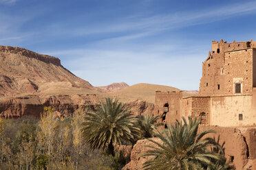 Morocco, Ait-Ben-Haddou, Kasbah - PSTF00372