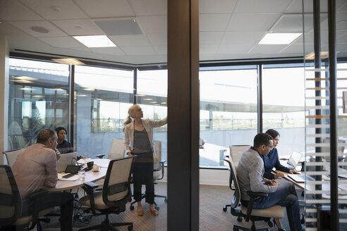 Conference room meetings in office - HEROF31941