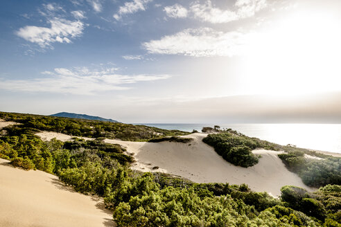 Italy, Sardinia, Piscinas, beach - EGBF00272