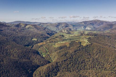 Spain, Navarra, Irati Forest, scenic - RSGF00149