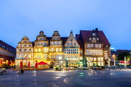 Germany, Bremen, market square - PUF01392