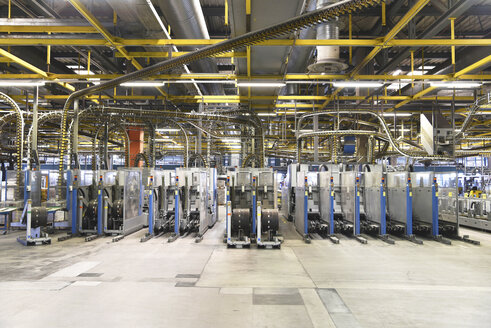 Machines for transport and sorting plant in a printing shop - SCHF00463