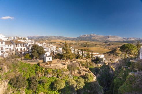 Spain, Andalusia, Province Malaga, Ronda - TAMF01228
