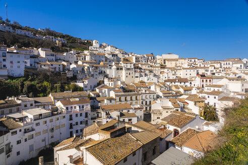 Spain, Andalusia, Province of Cadiz, Setenil de las Bodegas - TAMF01234