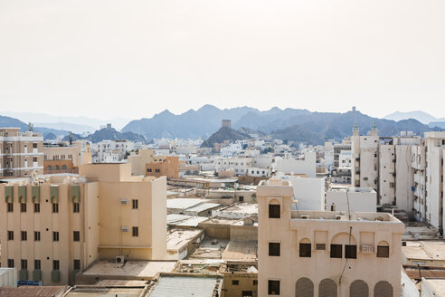 View of Mutrah, Muscat, Oman - WVF01242