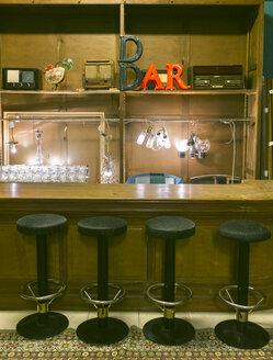 Bar in a vintage furniture shop - MGOF04021