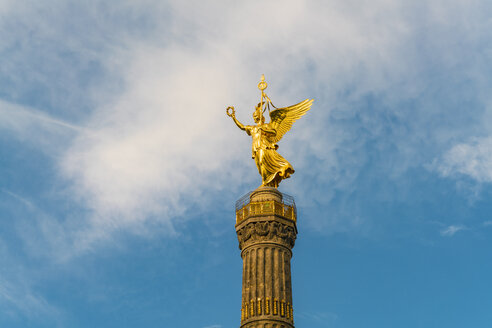 Germany, Berlin, view of victory column - TAMF01295