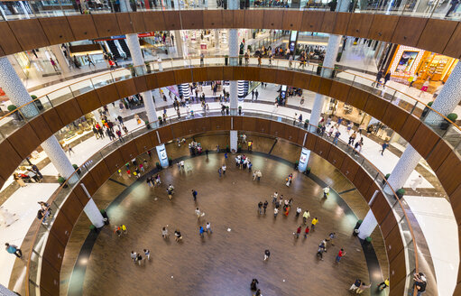 United Arab Emirates, UAE, Dubai, Dubai Mall - HSI00491