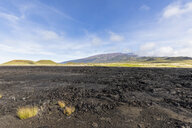 USA, Hawaii, Mauna Loa volcano, lava fields - FOF10685