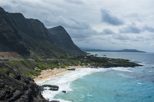 Kaupo beach, Oahu, Hawaii - RUNF01889