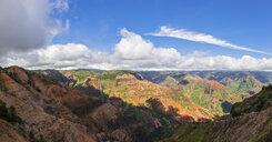 USA, Hawaii, Kauai, Waimea Canyon State Park, view over Waimea Canyon - FOF10714