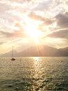 Italy, Veneto, Lake Garda, Brenzone sul Garda - LVF07968