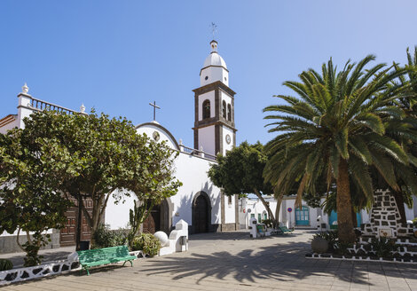 Pfarrkirche San Gines, Arrecife, Lanzarote, Kanarische Inseln, Spanien - SIEF08625
