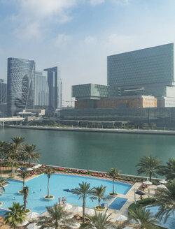 Swimming pool at urban waterfront - BLEF01661