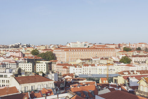 Portugal, Lisbon, cityscape of the old town - MMAF00873