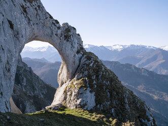 Spain, Asturia, Pena Mea, Ojo de buey - LAF02267
