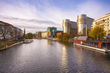 Germany, Berlin, view to Spree River - TAMF01415