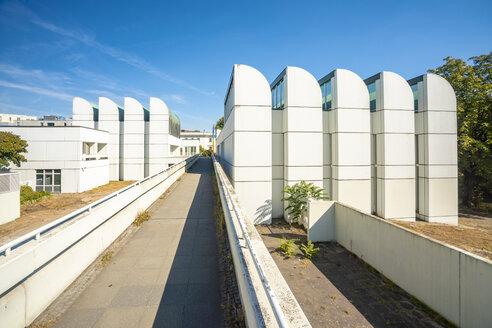 Bauhaus archive building in Berlin Tiergarten - TAM01427