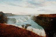 Gullfoss waterfall, Haukadalur, Arnessysla, Iceland - CUF51244