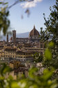 View to Florence cathedral, Florence, Italy - MAUF02446