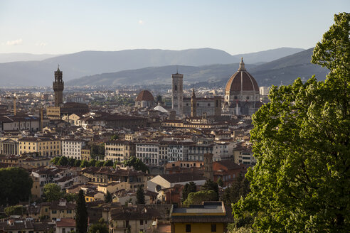 View to Florence, Florence, Italy - MAUF02458