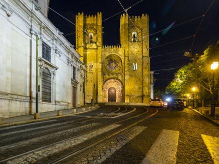 Portugal, Lissabon, Região de Lisboa, Kathedrale Catedral Sé Patriarcal - AMF07008