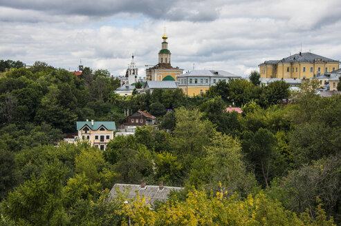 Unesco world heritage site Vladimir, Golden ring, Russia - RUNF02106