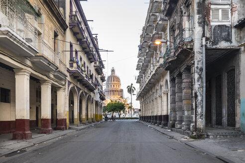 View to Capitolio, Havana, Cuba - HSIF00630