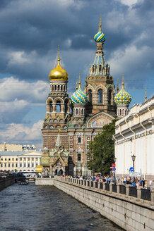 Church of the Savior on Blood, St. Petersburg, Russia - RUNF02138