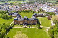 View of Loewenstein Castle, Kleinheubach, Bavaria, Germany - AMF07043