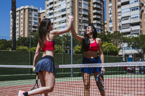 TENIS MATCH IN THE CITY/SPAIN/MALAGA - LJF00065