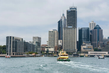 Skyline of Sydney, New South Wales, Australia - RUN02210