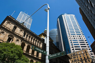 High rise buildings in Sydney, New South Wales, Australia - RUNF02213