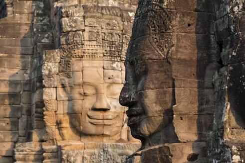 Bayon temple, Angkor, Siem Reap, Cambodia - TOV00128