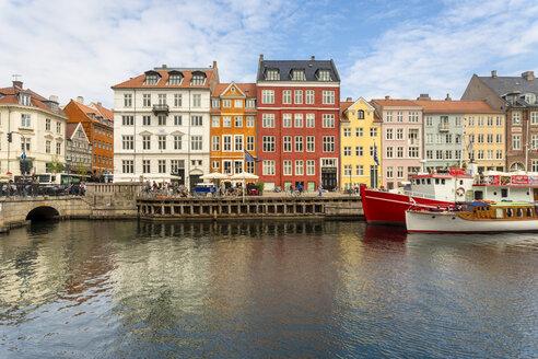 The historic Nyhavn, Copenhagen, Denmark - TAMF01524