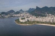 Aerial view of Rio de Janeiro, Brazil - RUNF02380
