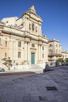 Theater Ragusa, Piccolo Teatro della Badia, Ragusa Superiore, Ragusa, UNESCO-Welterbe, Provinz Ragusa, Sizilien, Italien - MAMF00733