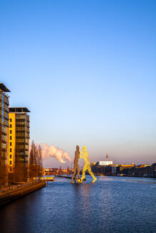 Molecule Man, Berlin, Deutschland - PU01618