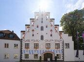 Herzogsburg, Dingolfing, Bavaria, Germany - SIEF08659