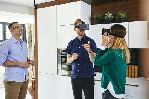 Serbia, Novi Sad, Furniture, Showroom, Virtual Reality - ZEDF02442